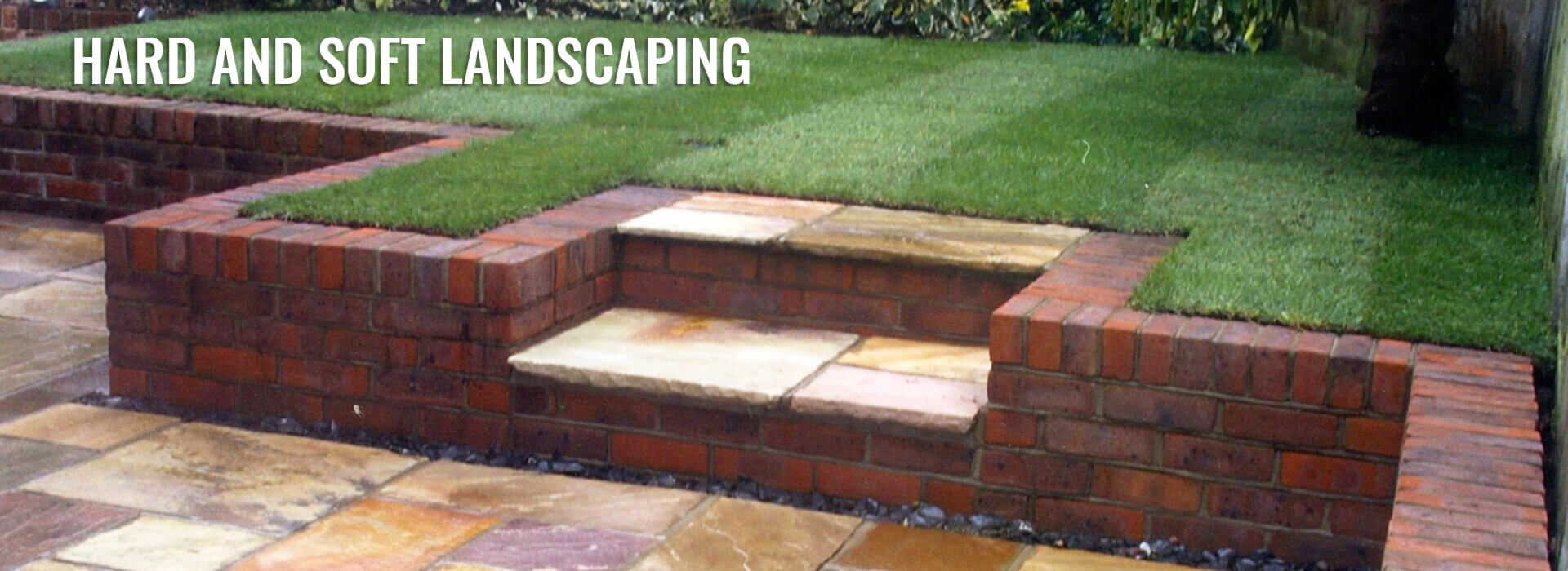hard and soft landscaping ruxley landscapes bexley bromley kent