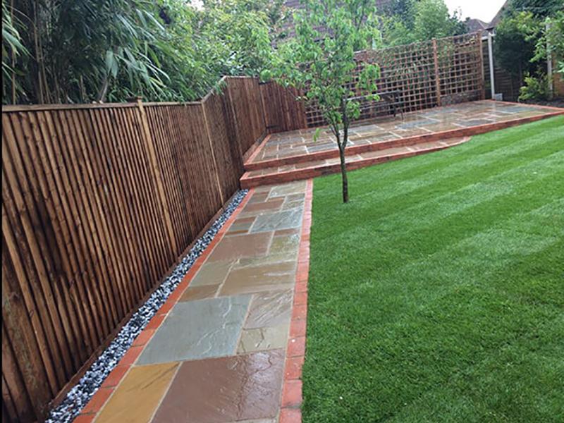 patios fencing ruxley landscapes bexley kent